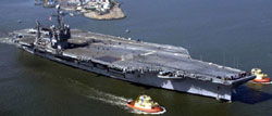 JFK aircraft-Carrier