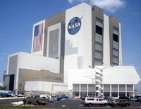 Space base John F. Kennedy - NASA